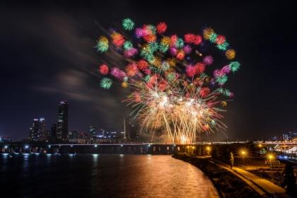 한화와 함께하는 서울세계불꽃축제 2017 사진1