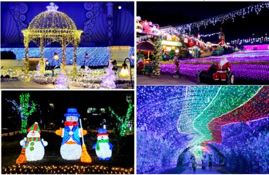 韓国人女子による韓国の冬のイベント4選
