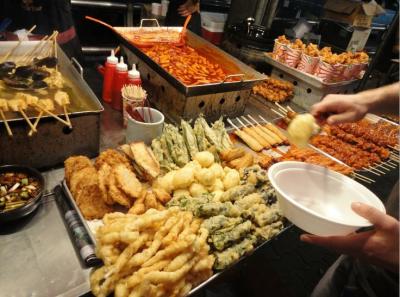 韓国の国民食、何がある?<定番のおやつ偏>