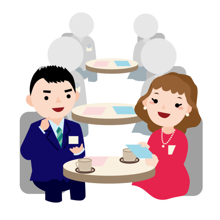 婚活トークは時間が勝負!オタクな話題を抑え、旨く会話を行うには?