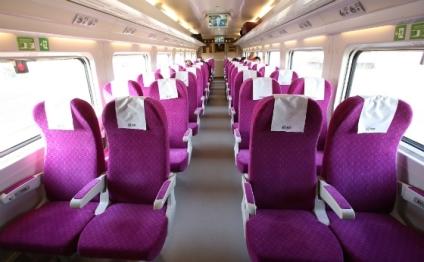 韓国の新幹線KTXの評判について。値段や乗り心地はどう?