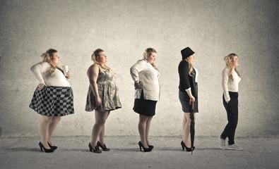 ぽっちゃりとおデブの違いとは?bmiで計算するとどこからが肥満なの?