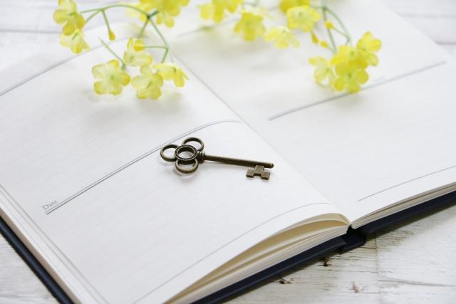 日記を書くメリット・デメリットは?新生活のスタートに始めてみない??
