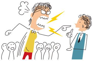 お店の店員さんの迷惑な行動と、店員さんが感じるお客さんの迷惑な行動