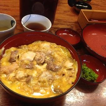 日本橋OLの「鳥料理玉ひで」ランチレビュー♪親子丼好きな方は必見!