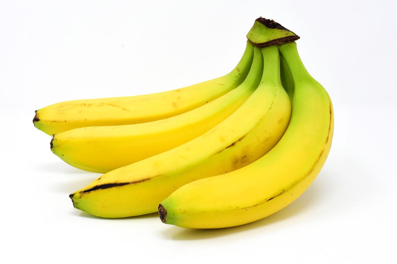 バナナダイエットは本当に有効?バナナの効能・栄養価