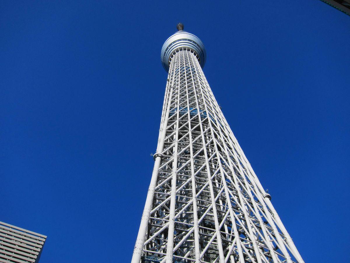 未就園児と平日の東京スカイツリーを満喫!子連ランチや子連れ必須の施設を紹介します