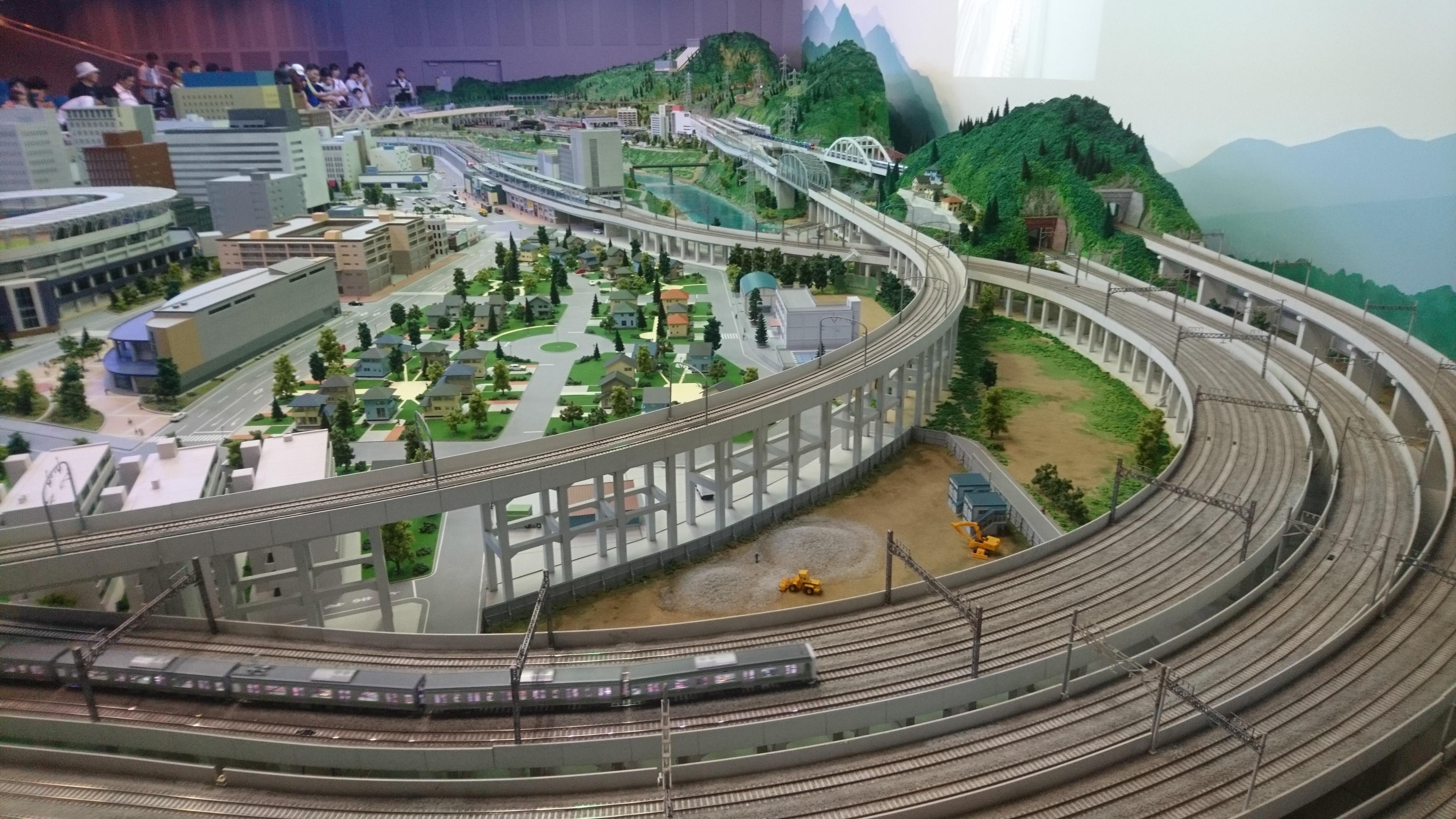 電車好きな子を持つ方必見!子連れで大宮・鉄道博物館