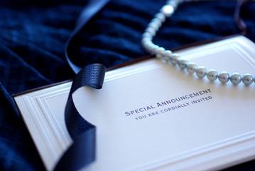 結婚式の招待状で恥ずかしい返事はしたくない!招待状のマナーとは