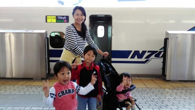 特急・新幹線、子連れで電車移動の際に使えるアイデア